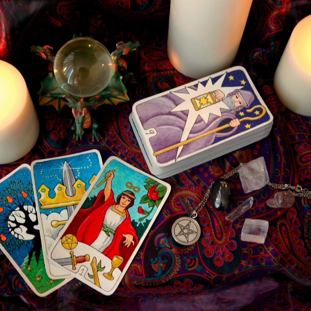 "Why Magick is a ""cheat code"" to the Matrix"